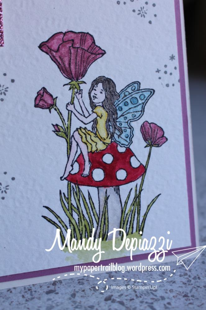 Close up of Fairy