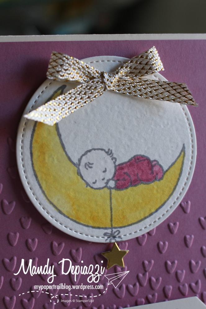 Moonbaby close up