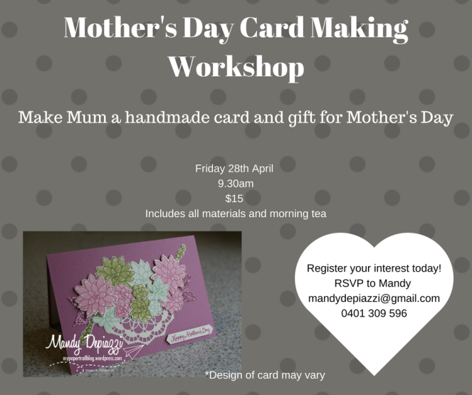 Mother's Day Card Making Workshop (1)